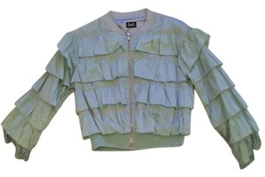 Dolce&Gabbana Blue/green/sea Jacket
