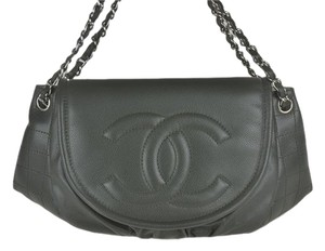 Chanel Caviar Classic Flap Shoulder Bag