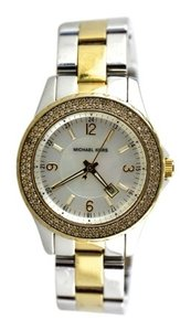 Michael Kors * Michael Kors Women's 'Madison' Mini Two-Tone Glitz Watch