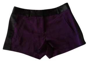 Forever 21 Dress Shorts Purple