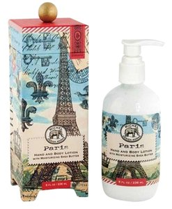 Michel Design Works Paris Hand/Body Lotion 8oz - Scent: French Msrket Lavender (Brand New)