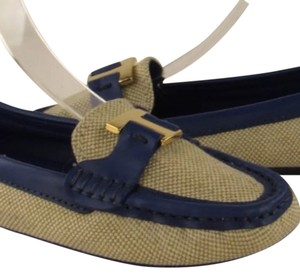 Tory Burch Dutch Blue Flats
