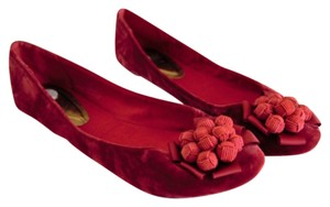 Matisse Red Flats