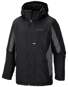 Columbia Sportswear Company Waterproof Removable Hood Jacket