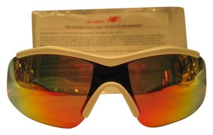 New Balance New Balance Sun NB 999-2 Sunglasses with Red Zaio Mirror Lens - [ Roxanne Anjou Closet ]