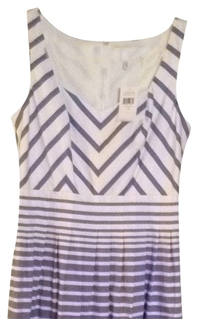 Preload https://img-static.tradesy.com/item/1488073/max-and-cleo-white-french-blue-short-casual-dress-size-12-l-0-0-650-650.jpg