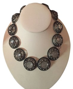Lia Sophia Lia Sophia Red Carpet Electra Crystal Necklace. NWT. Retail Value $500