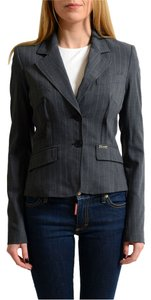 John Galliano Gray Blazer
