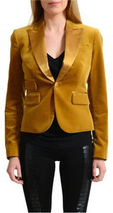 Dsquared2 Mustard Yellow Blazer