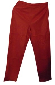 Terry Lewis Classic Luxuries Straight Pants Pink