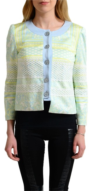 Preload https://item2.tradesy.com/images/just-cavalli-multi-color-button-down-women-s-basic-size-4-s-14881906-0-1.jpg?width=400&height=650