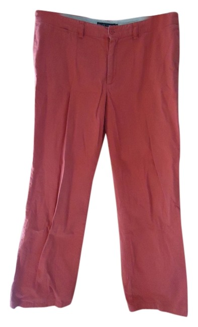 Preload https://img-static.tradesy.com/item/14882467/ralph-lauren-nantucket-red-relaxed-fit-pants-size-16-xl-plus-0x-0-1-650-650.jpg