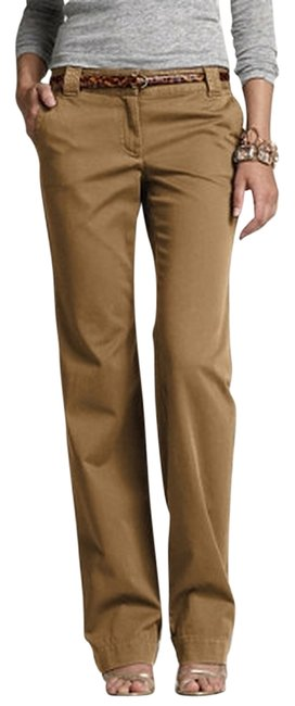 Item - Honey Brown City Fit Light Weight Chino In Pants Size 16 (XL, Plus 0x)