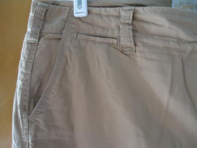 J.Crew Summer Relaxed Pants Honey Brown