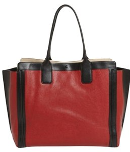 Chloé Tote in Berry Cupcake