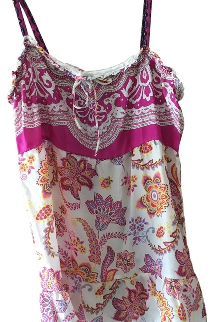 Cosabella Top Pink/cream
