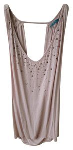 Velvet by Graham & Spencer Top Nude/Blush