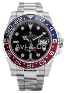 Rolex Rolex GMT-Master II 18K White Gold Watch Ceramic