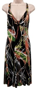 M Missoni Crisscross Strap Night Out Casual Date Night Dress