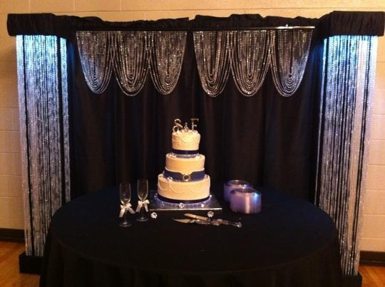 Preload https://item2.tradesy.com/images/clear-set-of-2-diamond-beaded-crystal-valances-3-feet-wide-each-decor-party-anniversary-event-curtai-14884846-0-0.jpg?width=440&height=440