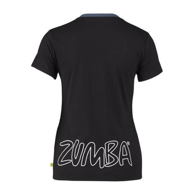 Zumba Fitness Dip It Low V-neck