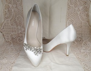 Classic Bridal Pump Wedding Shoes