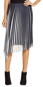 DKNY Skirt Black and White