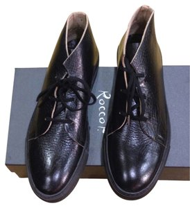 Rocco P. black leather Boots