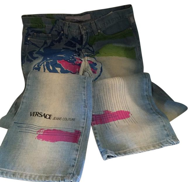 Item - Blue Washed Color Boot Cut Jeans Size 30 (6, M)