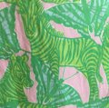 Lilly Pulitzer Pink Zebra & Butterfly Tunic Size 6 (S) Lilly Pulitzer Pink Zebra & Butterfly Tunic Size 6 (S) Image 2