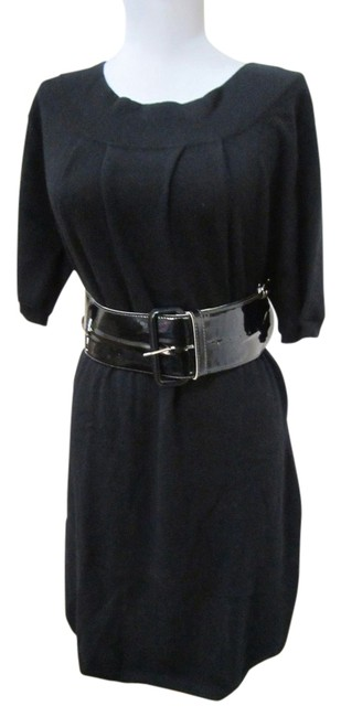 Preload https://item5.tradesy.com/images/chelsea-and-theodore-black-cashmere-scooped-knee-length-night-out-dress-size-14-l-14886754-0-1.jpg?width=400&height=650