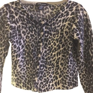 Guess Leopard Marciano Cardigan