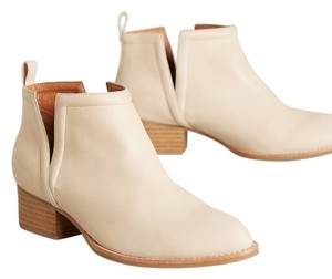 Jeffrey Campbell Ankle Anthropologie Neutral beige Boots
