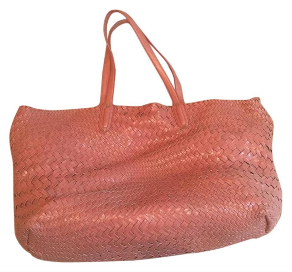 Sabrina Scala Tote In Pink