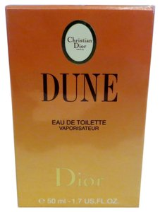 Dior DUNE Christian Dior Eau De Toilette - NEW in BOX - SEALED