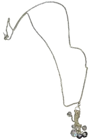 Preload https://img-static.tradesy.com/item/14888317/lord-and-taylor-silver-necklace-0-1-540-540.jpg
