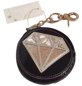 Nordstrom AVA ROSE for Nordstrom. NEW XL COIN WALLET Diamond