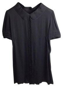 Dolce&Gabbana Button Down Shirt Black