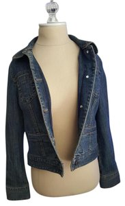 Ann Taylor LOFT Never Worn Denim blue Womens Jean Jacket