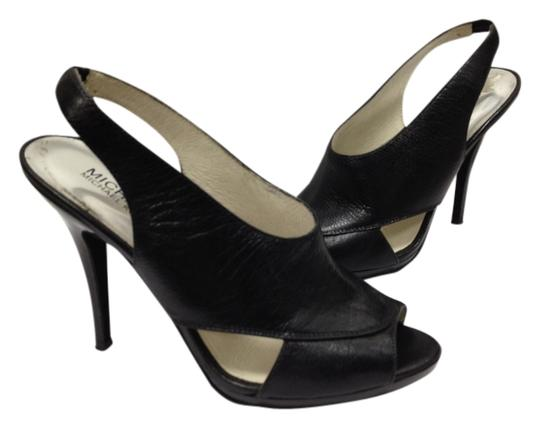 Michael Kors Chic High Heels Great Condition Date Night Black Pumps