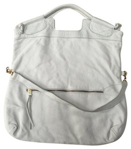 Foley + Corinna Tote in Soft White