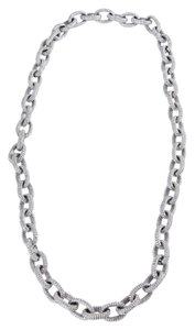 Kate Spade * Kate Spade Crystal Embellished Chainlink Necklace