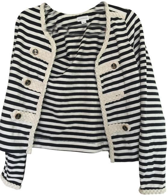 Preload https://img-static.tradesy.com/item/14889622/monteau-los-angeles-sleeve-striped-nautical-jacket-size-8-m-0-5-650-650.jpg