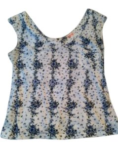 Mossimo Supply Co. Top Floral Multi