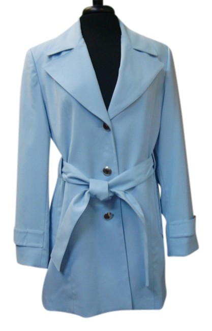 Preload https://item2.tradesy.com/images/anne-klein-blue-light-trench-spring-jacket-size-8-m-14889976-0-1.jpg?width=400&height=650