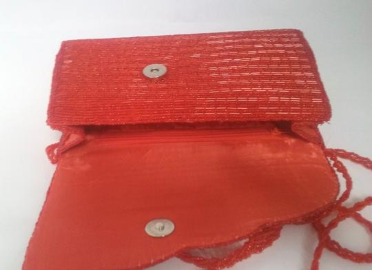 Other Beaded Clutch Cross Body Bag