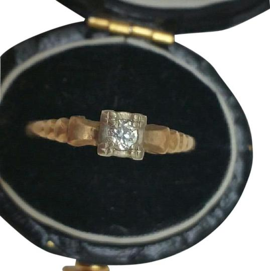 Preload https://img-static.tradesy.com/item/14890384/estate-deco-14kt-yellow-gold-engagement-diamond-ornate-1920-s-ring-0-4-540-540.jpg
