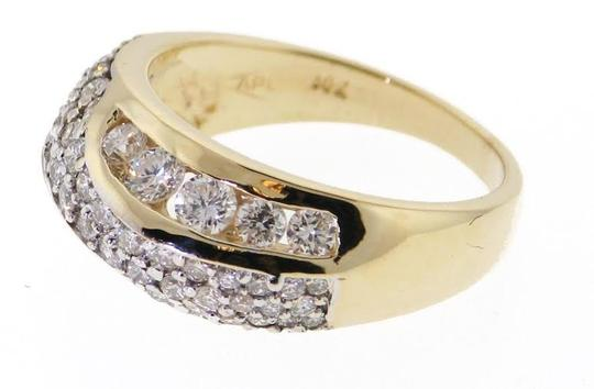Other STEAL - 1.30 carats TW Diamond & 14K Yellow gold ring/band - Perfect for a Wedding/Bride