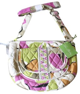Vera Bradley Lizzy Cross Body Bag