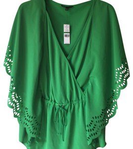 Chaus Top Green